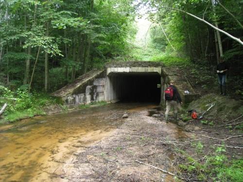 Gaisma tuneļa galā