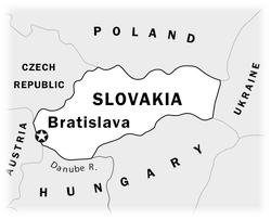 Slovākija
